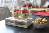 cheesecake salata ricotta e pomodorini
