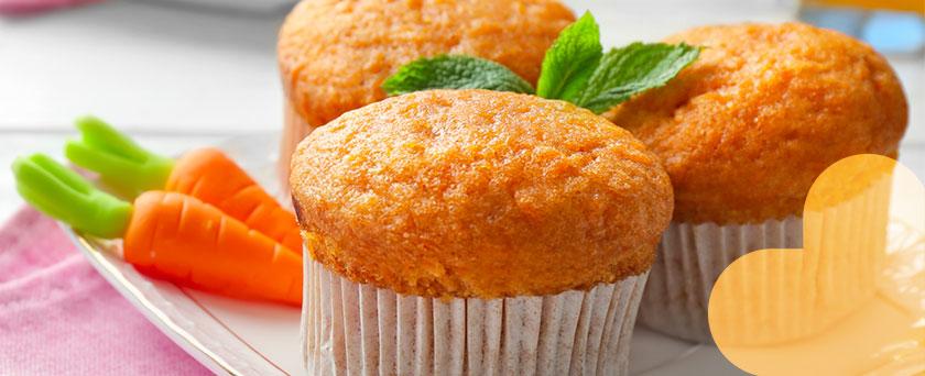 ricetta vegetariana muffin